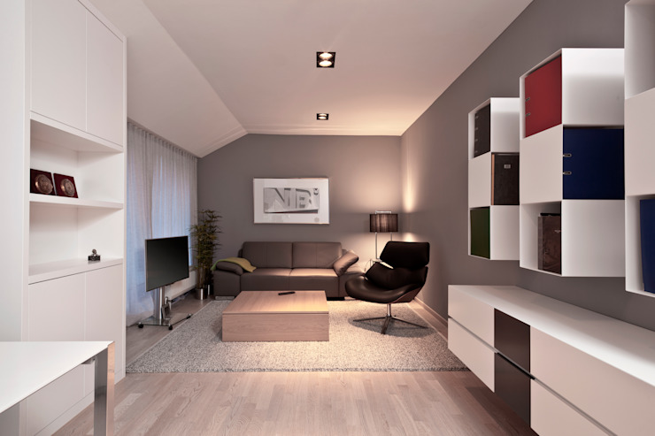 Modern living room by schulz.rooms Modern