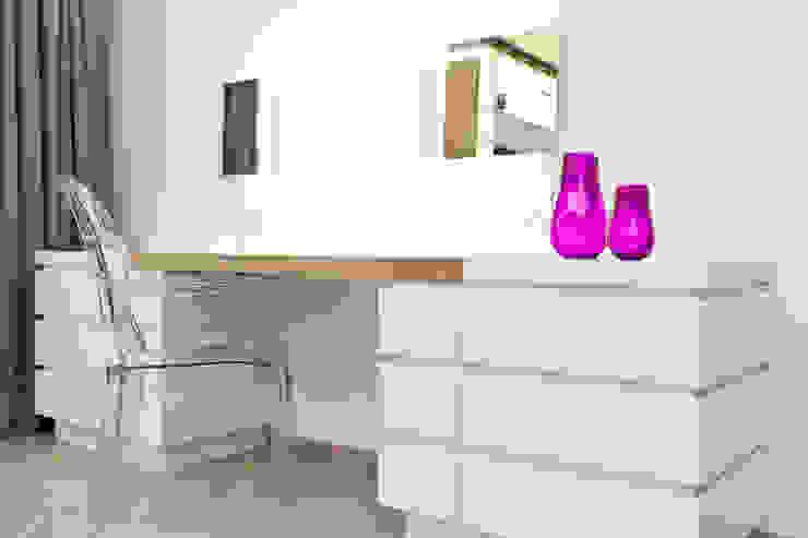 Chambre moderne par schulz.rooms Moderne