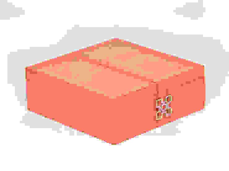 """Global Views Aarhus Box """"Orange"""" Sweets & Spices Dekoration und Möbel WohnzimmerAccessoires und Dekoration"""