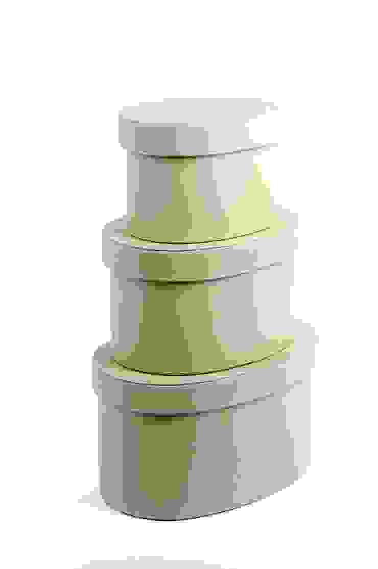 """Global Views Box Oval """"Sand"""" Sweets & Spices Dekoration und Möbel WohnzimmerAccessoires und Dekoration"""