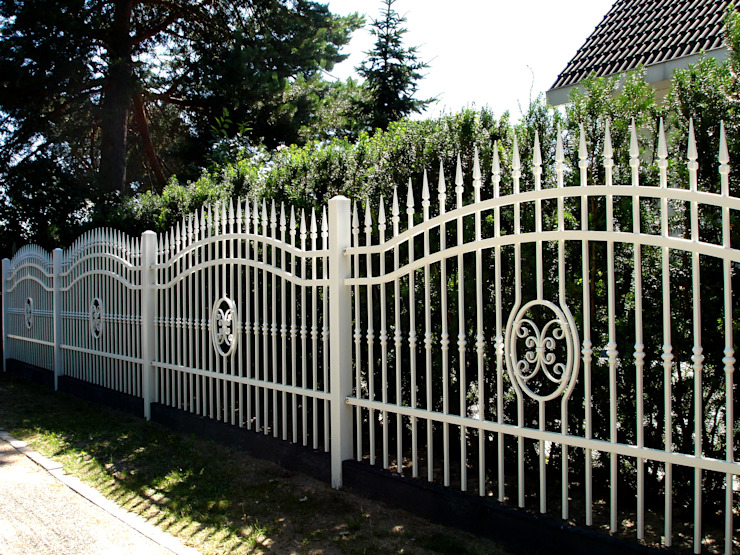 Triumph-Zaunsysteme:  tarz Bahçe,
