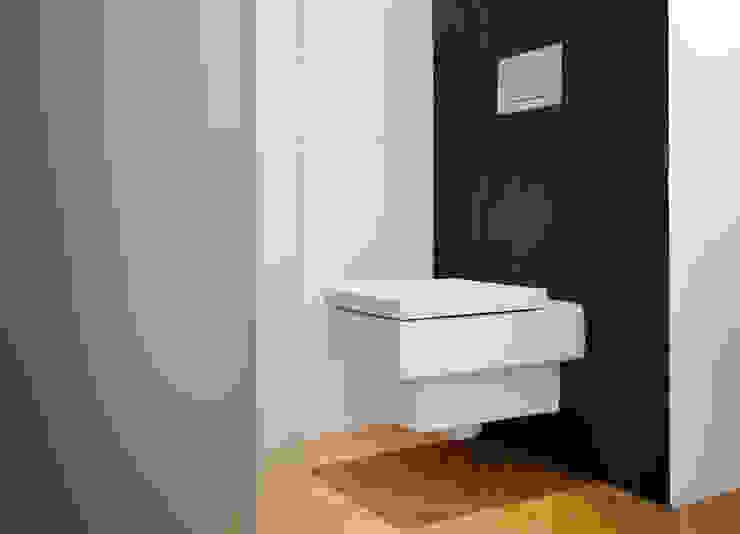 Toilet de homify Moderno