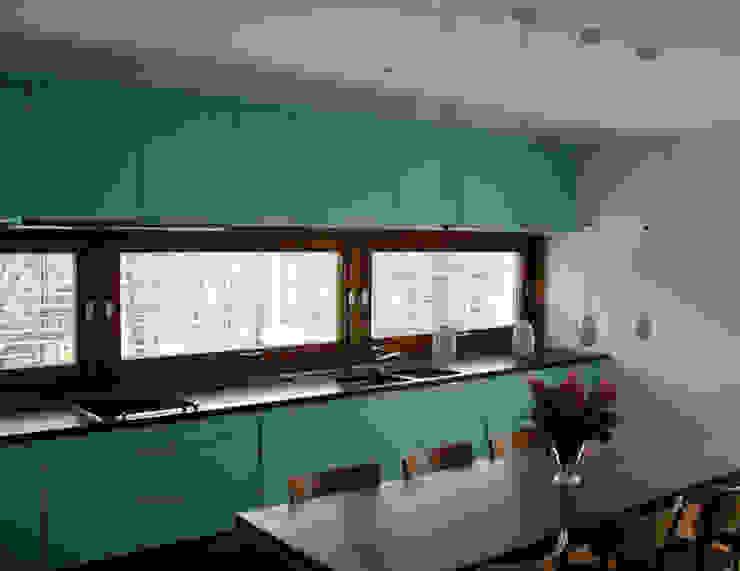 Cocinas eclécticas de Architektur & Interior Design Ecléctico