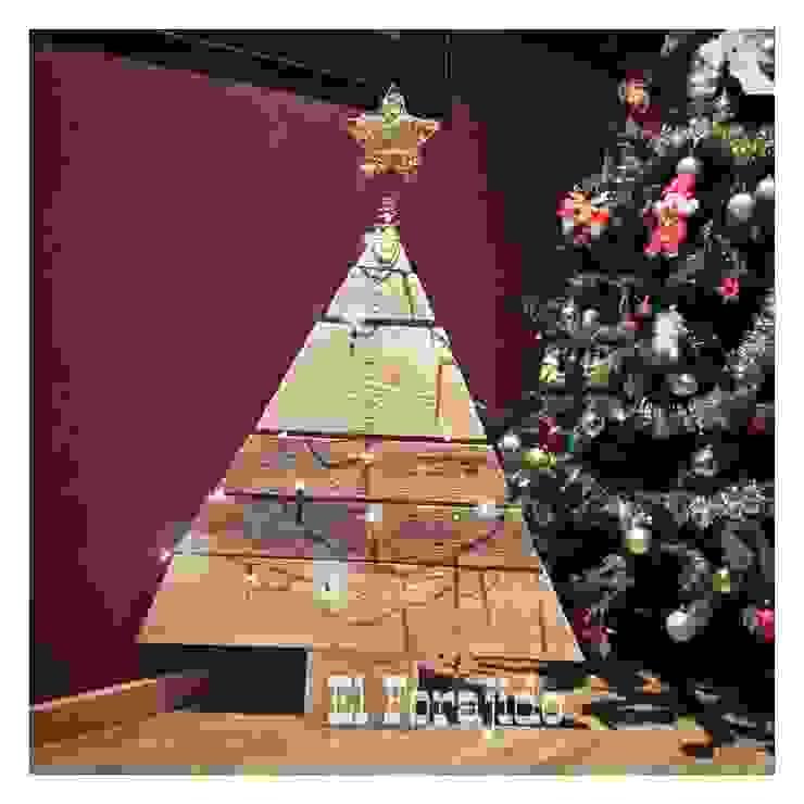 arbol de navidad de El forajido Escandinavo