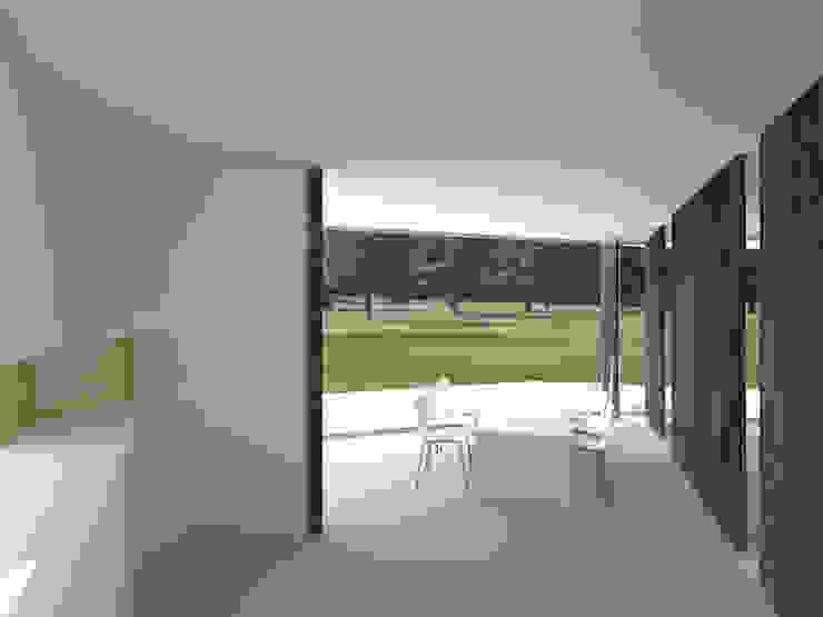MMR Haus Moderne Esszimmer von Hackenbroich Architekten Modern