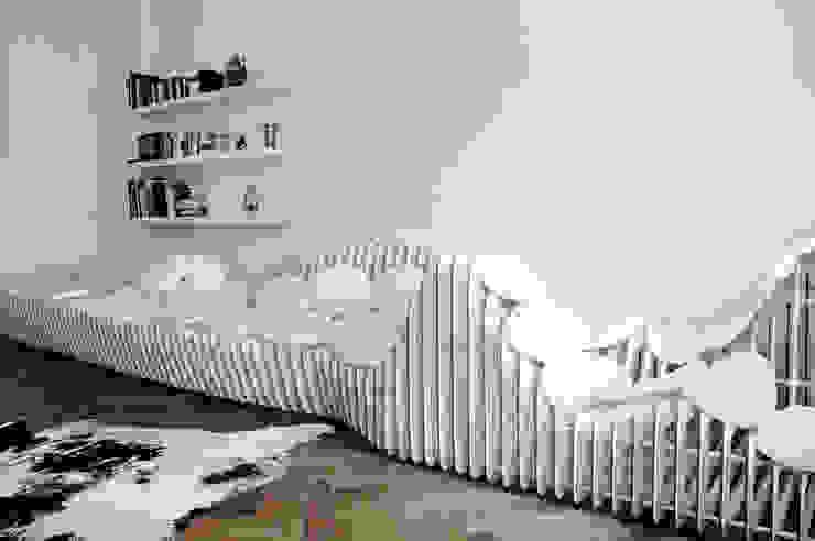 Soggiorno eclettico di Hackenbroich Architekten Eclettico