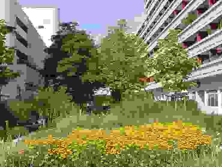 neuegaerten-gartenkunst Classic style gardens