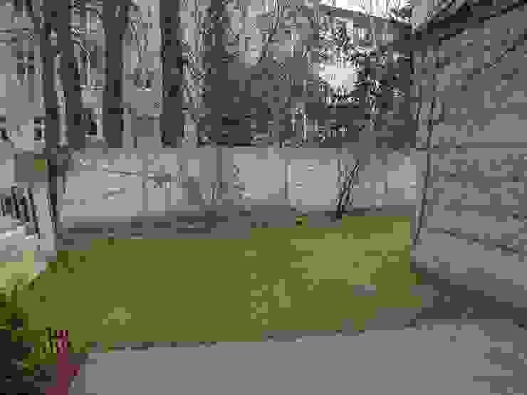 Gartenoase inmitten der Großstadt neuegaerten-gartenkunst Moderner Garten