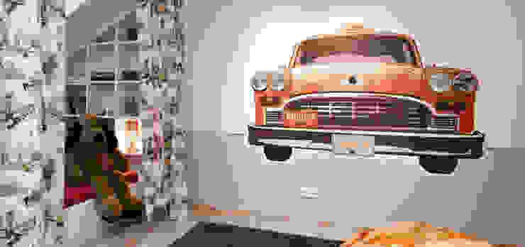 Dormitorios infantiles de estilo ecléctico de schulz.rooms Ecléctico