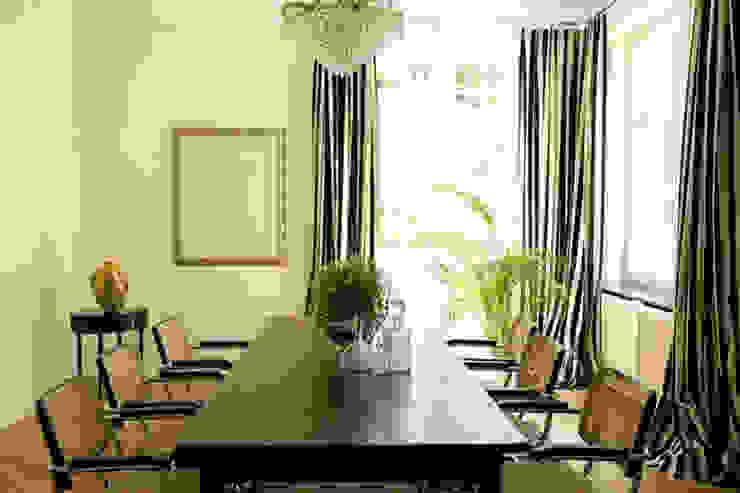 Family Home Bonn Klassische Esszimmer von Tatjana von Braun Interiors Klassisch