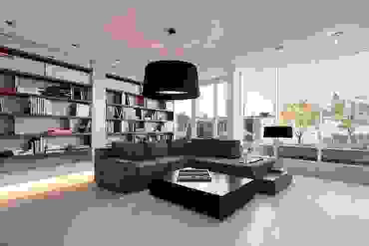 Wohndesign exclusiv Wohnzimmer von innenarchitektur-rathke