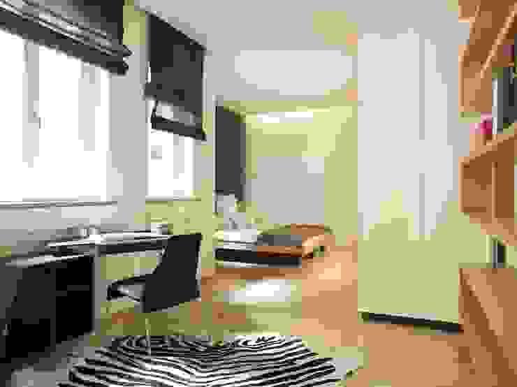 offenes Wohndesign Klassische Wohnzimmer von innenarchitektur-rathke Klassisch
