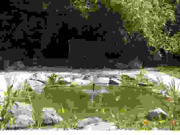 Jardin moderne par Schönberg. Pflanzdesign Moderne