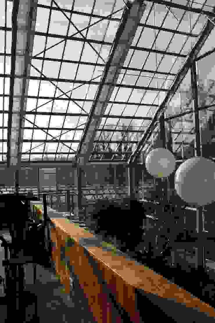 Eclectic style balcony, veranda & terrace by Klaus Schmitz-Becker Architekt Eclectic