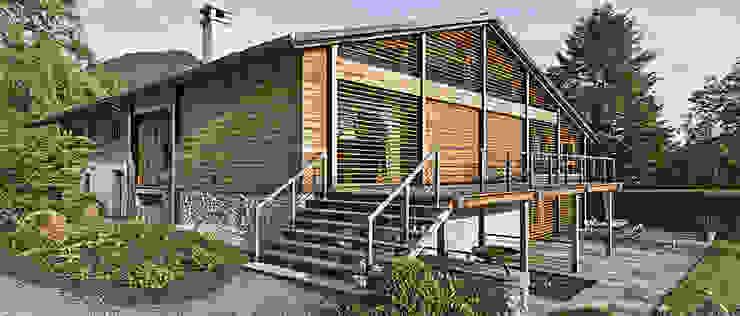 GALLIST ARCHITEKTEN GmbH Eclectic style houses