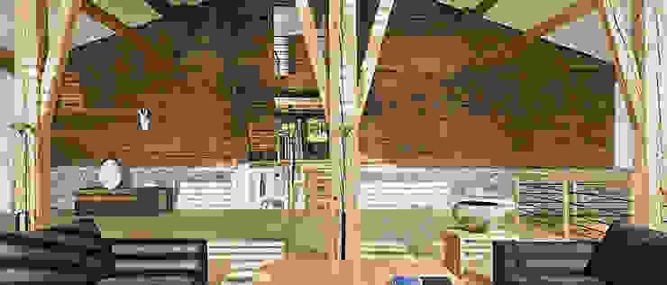GALLIST ARCHITEKTEN GmbH Living room