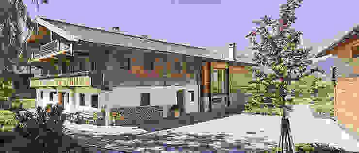 Bauernhof N Ausgefallene Häuser von GALLIST ARCHITEKTEN GmbH Ausgefallen