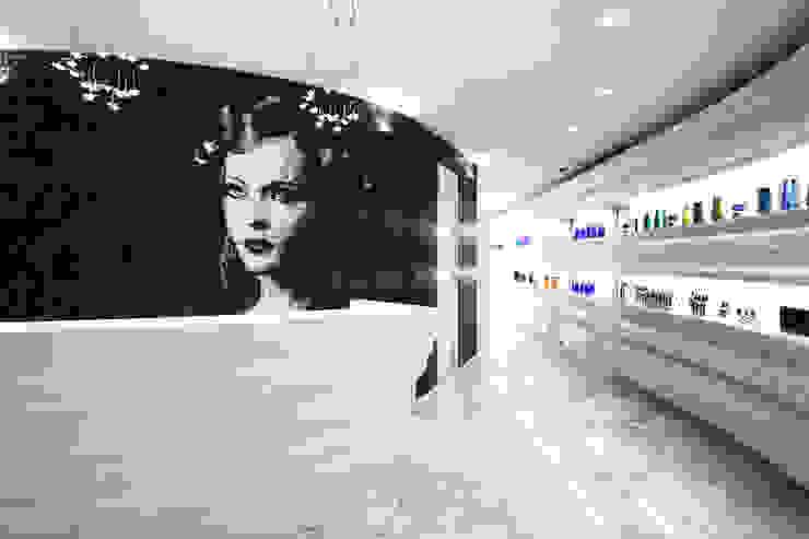 Aldo Coppola Salon Ausgefallene Ladenflächen von trend group Ausgefallen