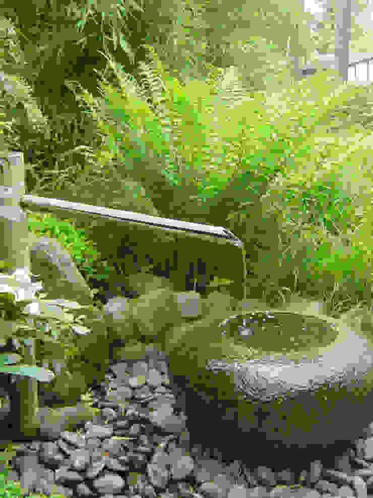 Feng Shui im Garten Jardines asiáticos de CONSCIOUS DESIGN - INTERIORS Asiático
