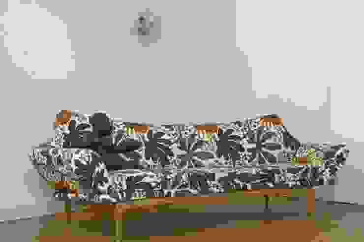 Zahnarztpraxis / comeandrelax Tropische Wohnzimmer von Conni Kotte Interior Tropisch