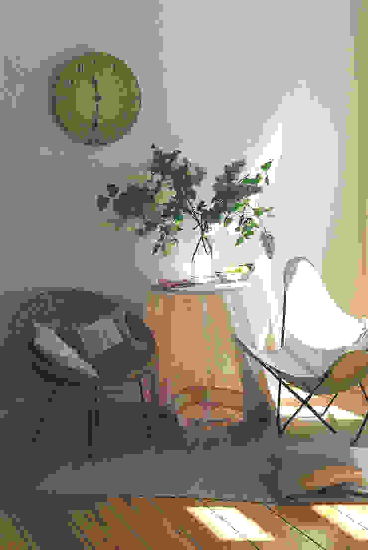 Home for the soul Salones de estilo moderno de CONSCIOUS DESIGN - INTERIORS Moderno