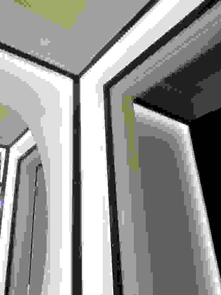 Gäste WC Moderne Badezimmer von Beate Hoos interior design Modern