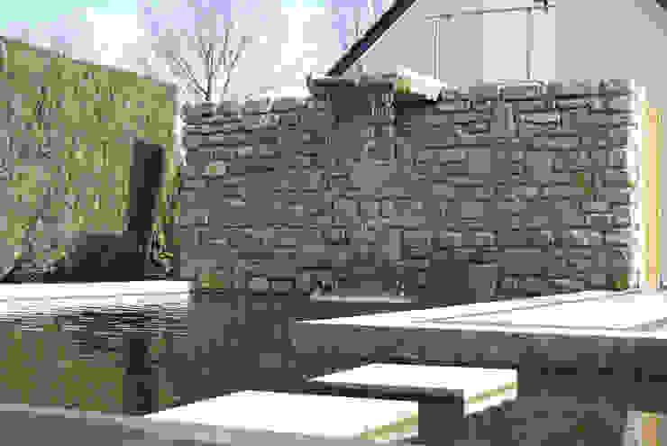 Estanques de jardín de estilo  por Stein/Garten/Design e.K, Moderno