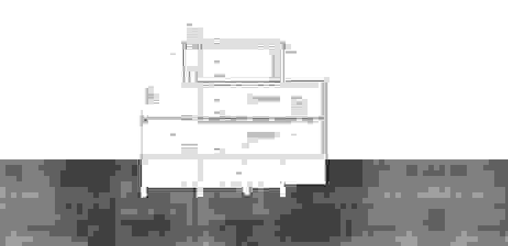 Schnitt von A-Z Architekten
