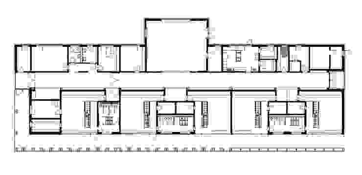 Grundriss von A-Z Architekten