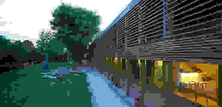 Außenanlagen Moderne Schulen von A-Z Architekten Modern