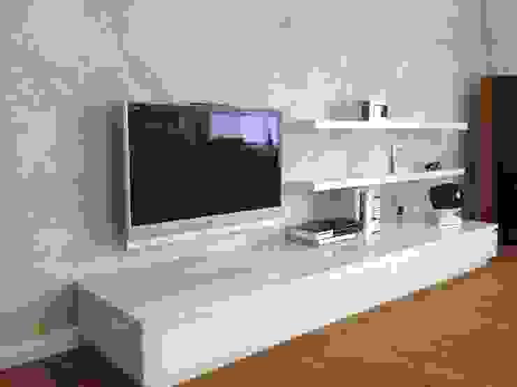 Patina Wand 12 – Farbrat Wohnzimmer von Jakob Messerschmidt GmbH - Malerfachbetrieb