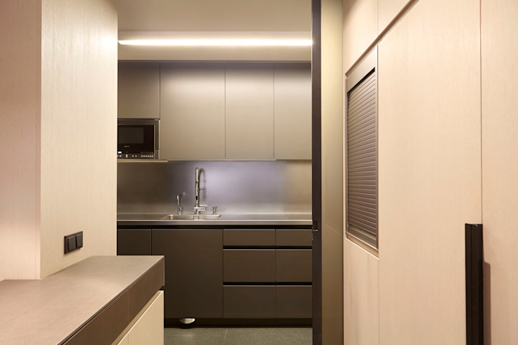 Coblonal Arquitectura Modern kitchen