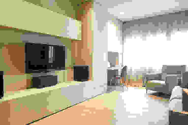 Coblonal Arquitectura Modern living room