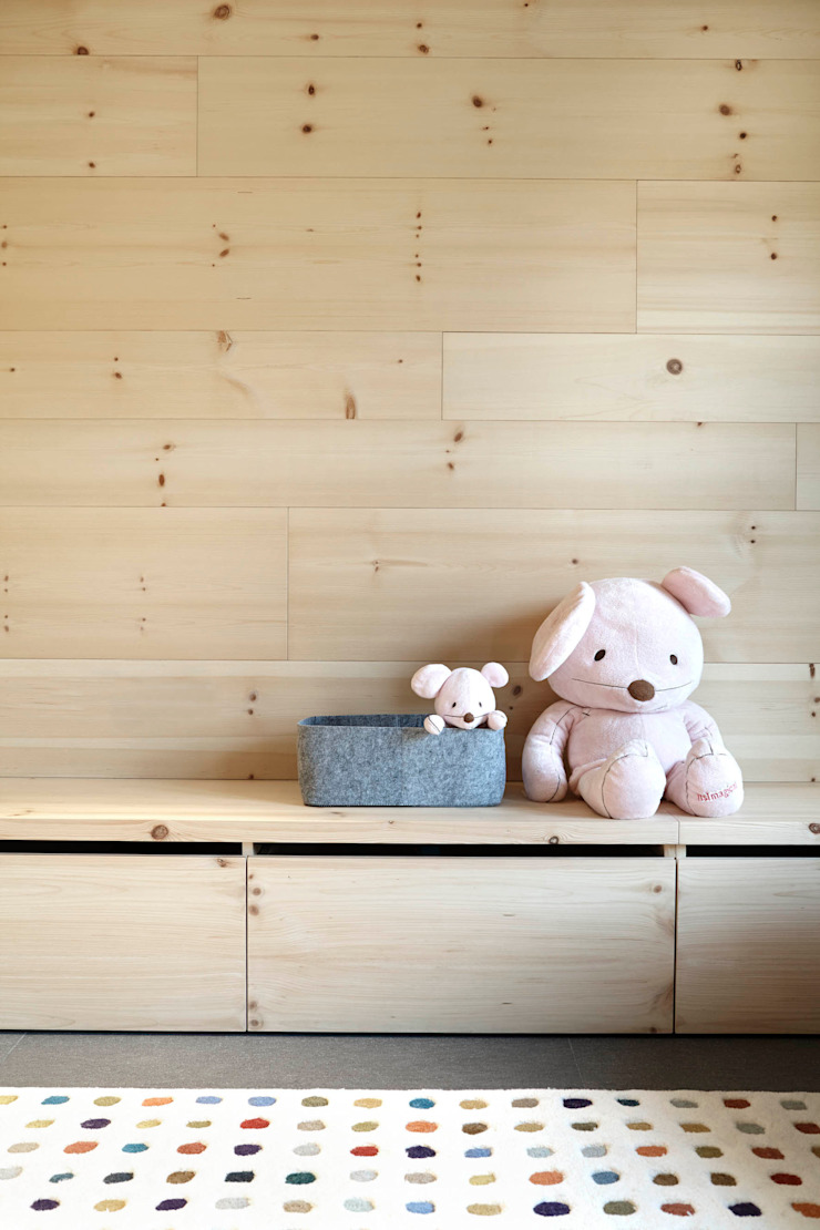 Coblonal Arquitectura Nursery/kid's roomWardrobes & closets