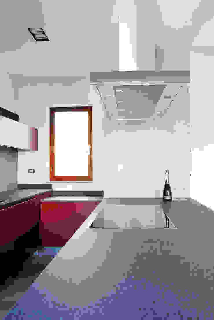 The kitchen Cocinas industriales de CAFElab studio Industrial