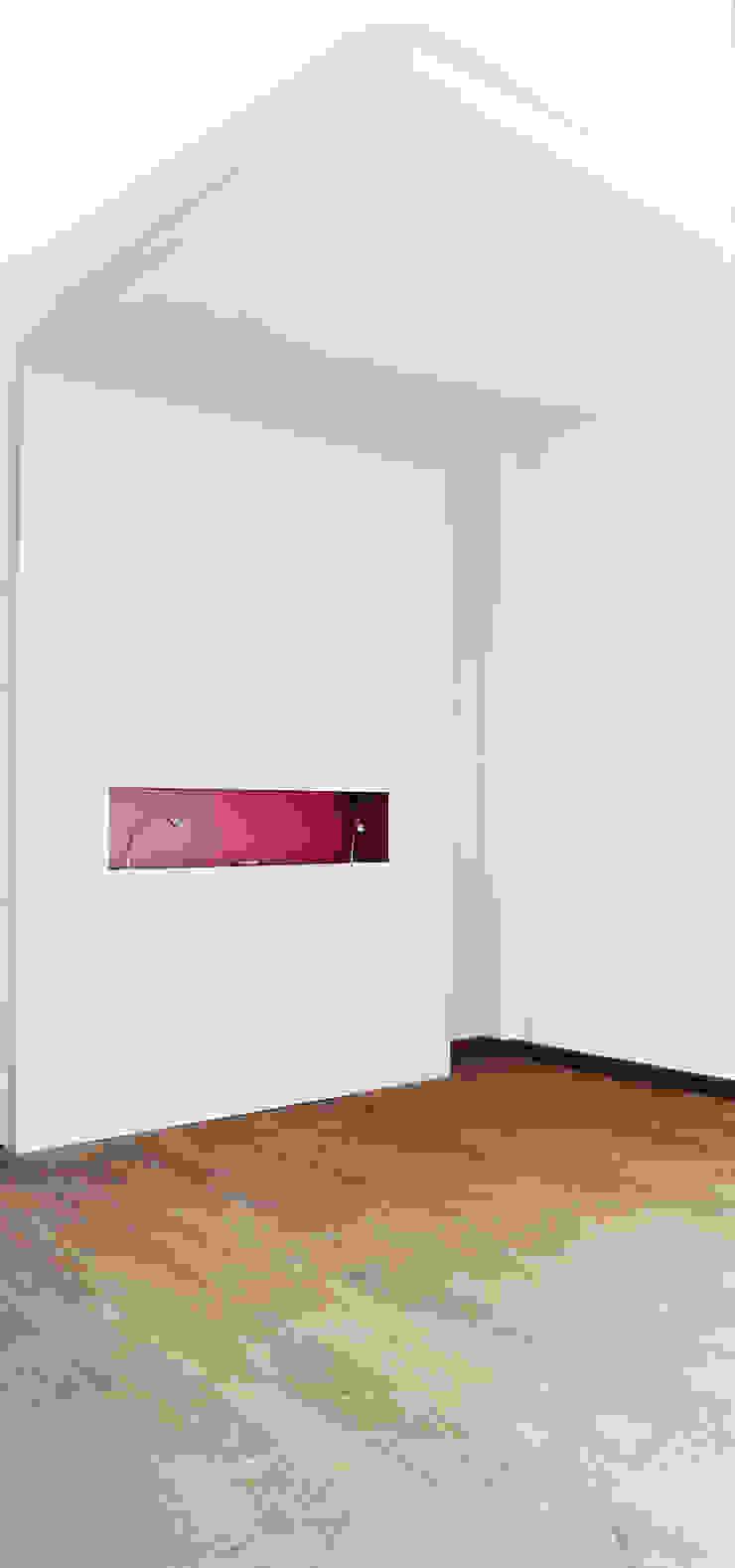 Master Bedroom Recámaras industriales de CAFElab studio Industrial