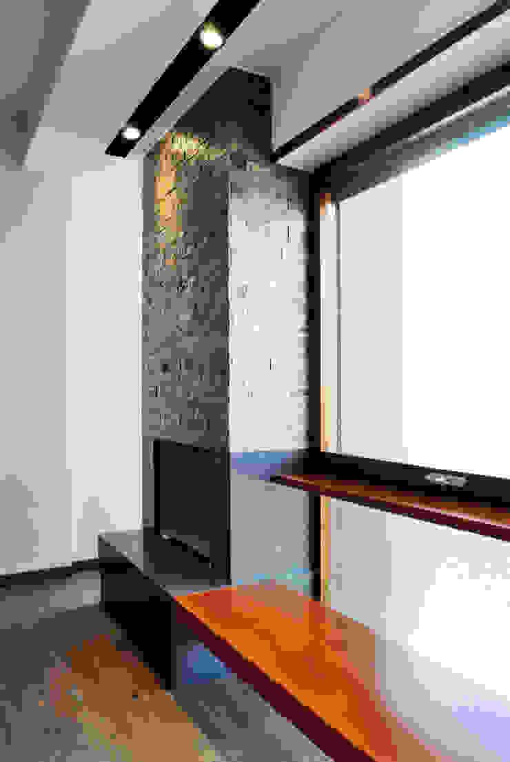 Home Appia Antica de CAFElab studio Industrial