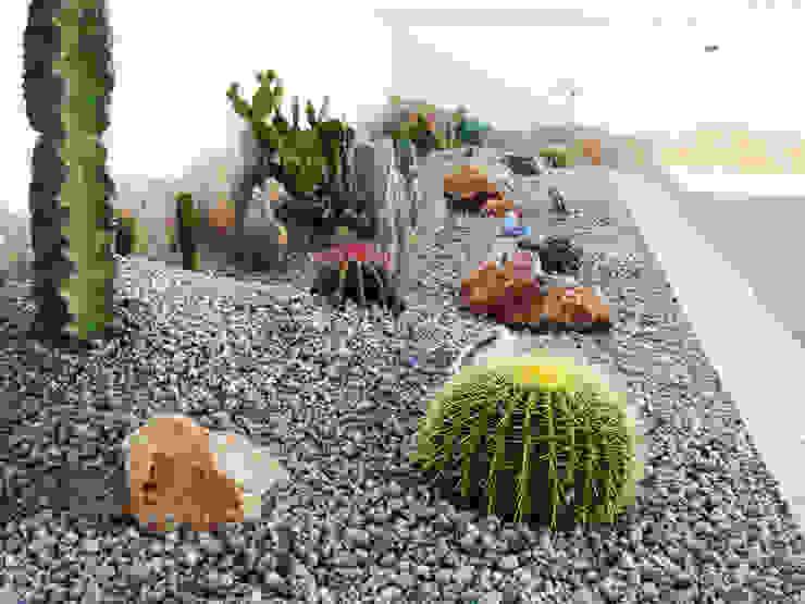 Mediterranean style garden by Au dehors Studio. Architettura del Paesaggio Mediterranean