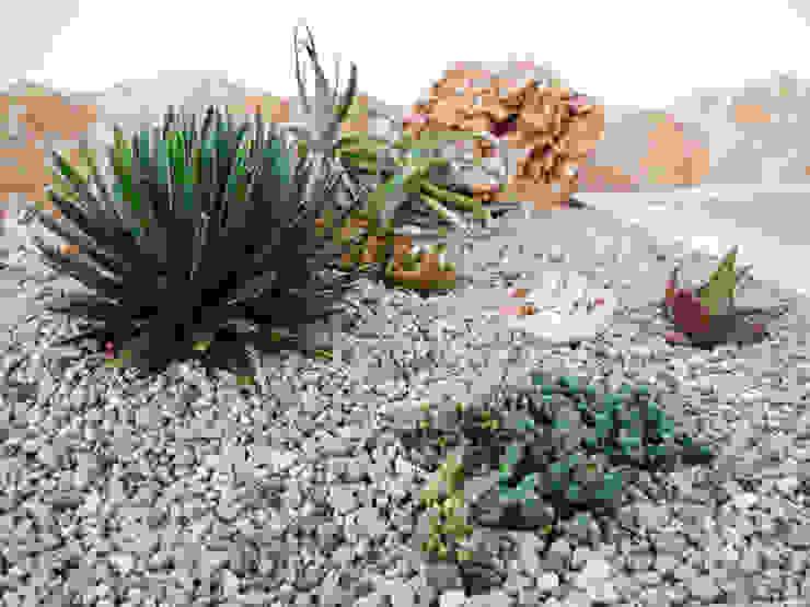 Garden by Au dehors Studio. Architettura del Paesaggio, Mediterranean