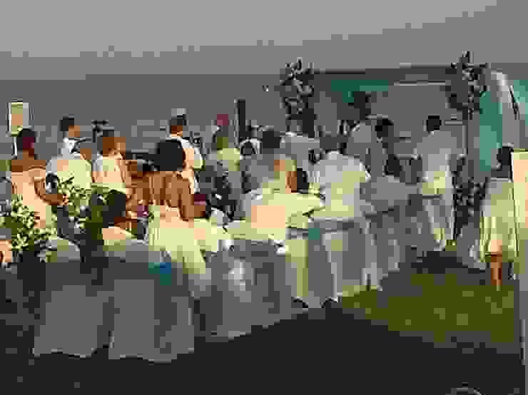 bodas en la Playa. decoracion de alfombra roja Mediterráneo