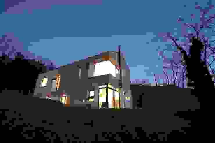 Picture House Case in stile scandinavo di Fabio Barilari Architetti Scandinavo