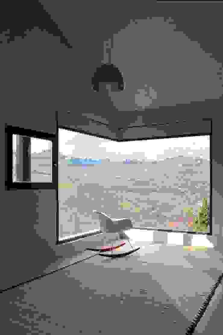 Industrialer Wintergarten von Fabio Barilari Architetti Industrial
