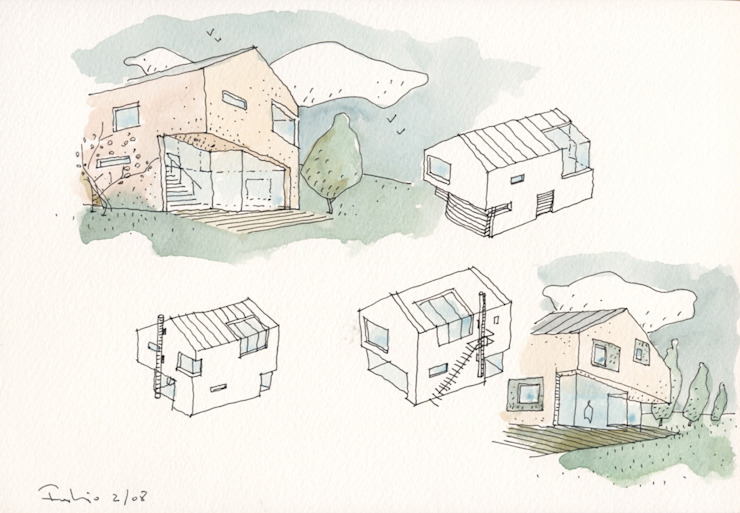 Picture House di Fabio Barilari Architetti Rurale