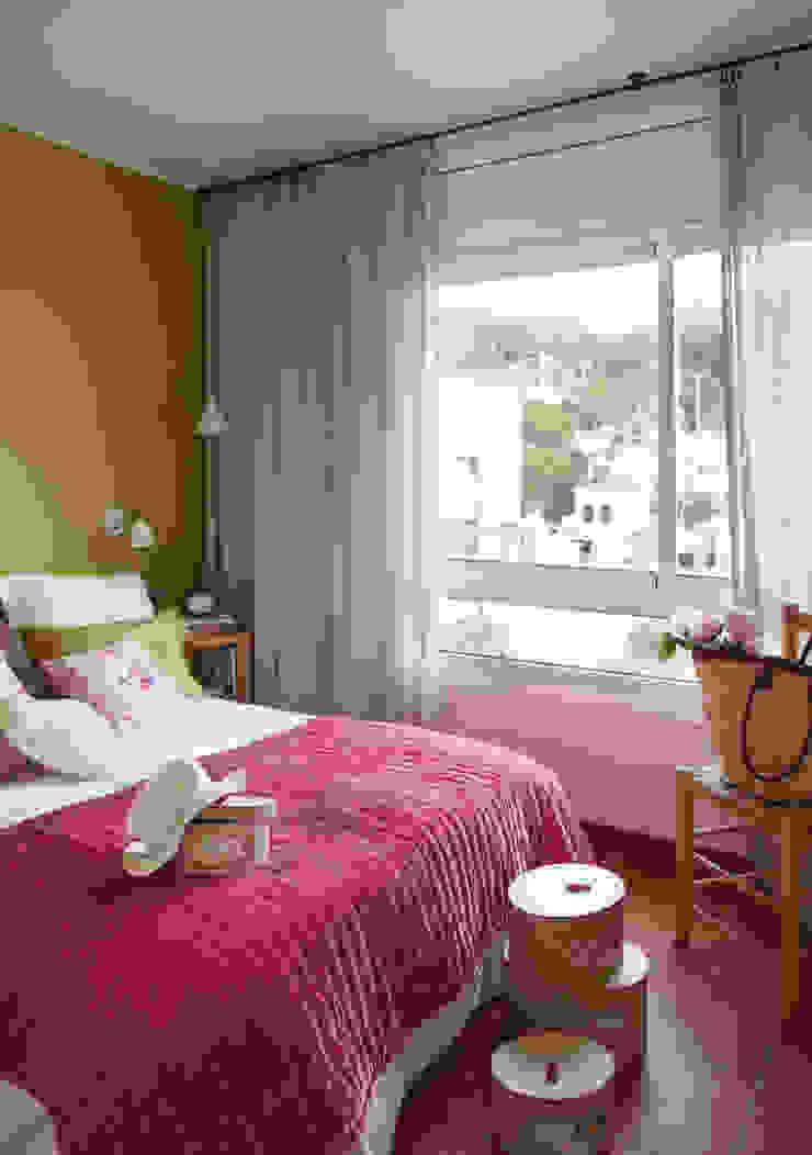 Marta Sellarès - Interiorista Mediterranean style bedroom