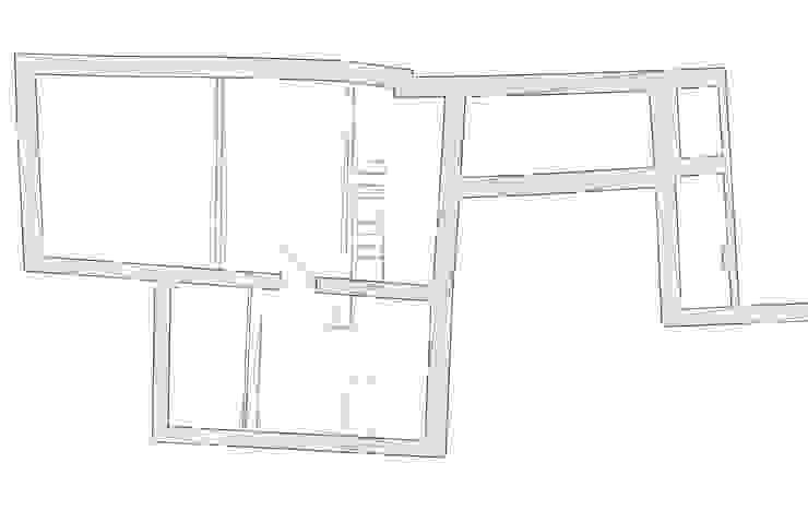 Huizen van écru architetti