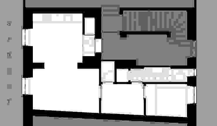 Umbau Mehrfamilienhaus München Casas de Brut Deluxe Architecture + Design