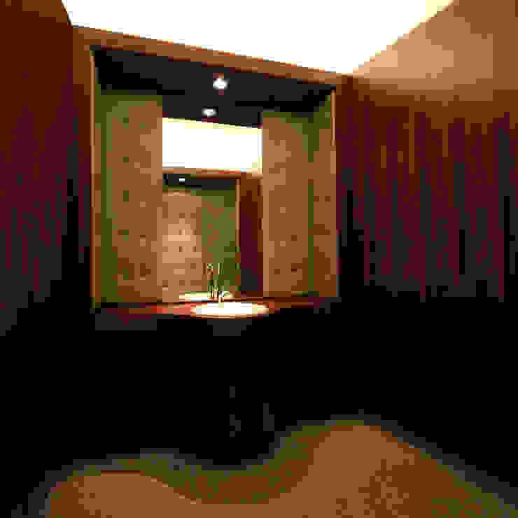 Den Himmel im Haus - Residenz mit zentralem Lichthof Klassische Badezimmer von CG VOGEL ARCHITEKTEN Klassisch