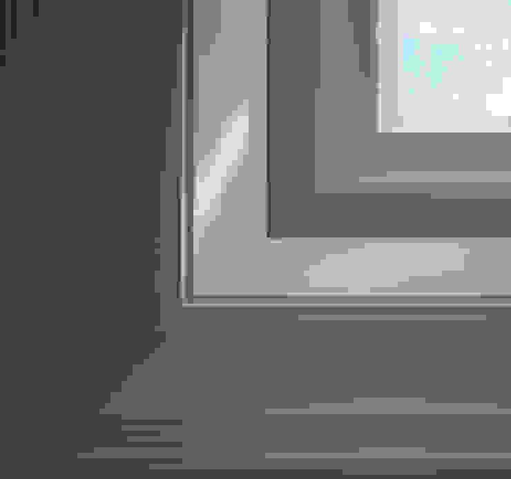 Den Himmel im Haus - Residenz mit zentralem Lichthof von CG VOGEL ARCHITEKTEN Klassisch