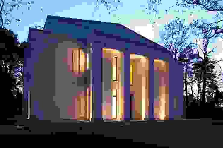 Den Himmel im Haus - Residenz mit zentralem Lichthof Klassische Häuser von CG VOGEL ARCHITEKTEN Klassisch