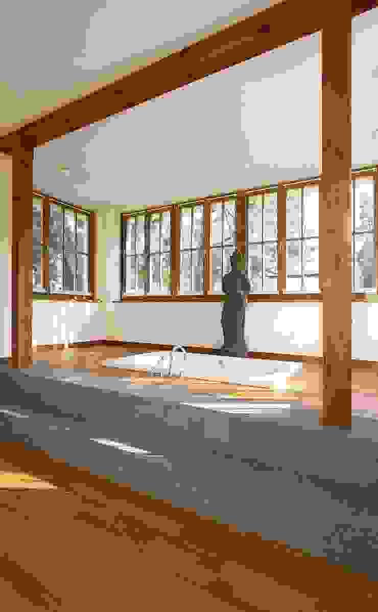 English inspired - Domizil mit Landhausflair Badezimmer im Landhausstil von CG VOGEL ARCHITEKTEN Landhaus